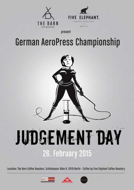 German AeroPress Championship 2015