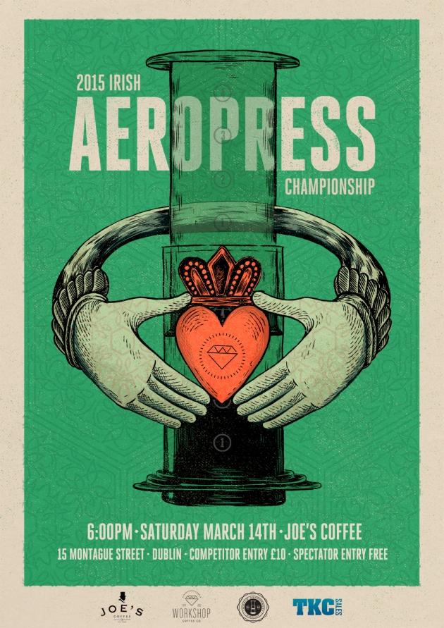 Irish Aeropress Championship