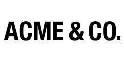 Acme & Co.